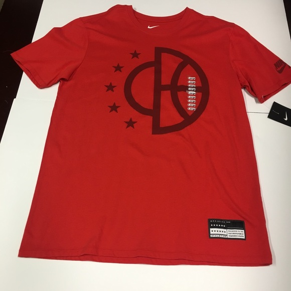 nike basketball t shirt